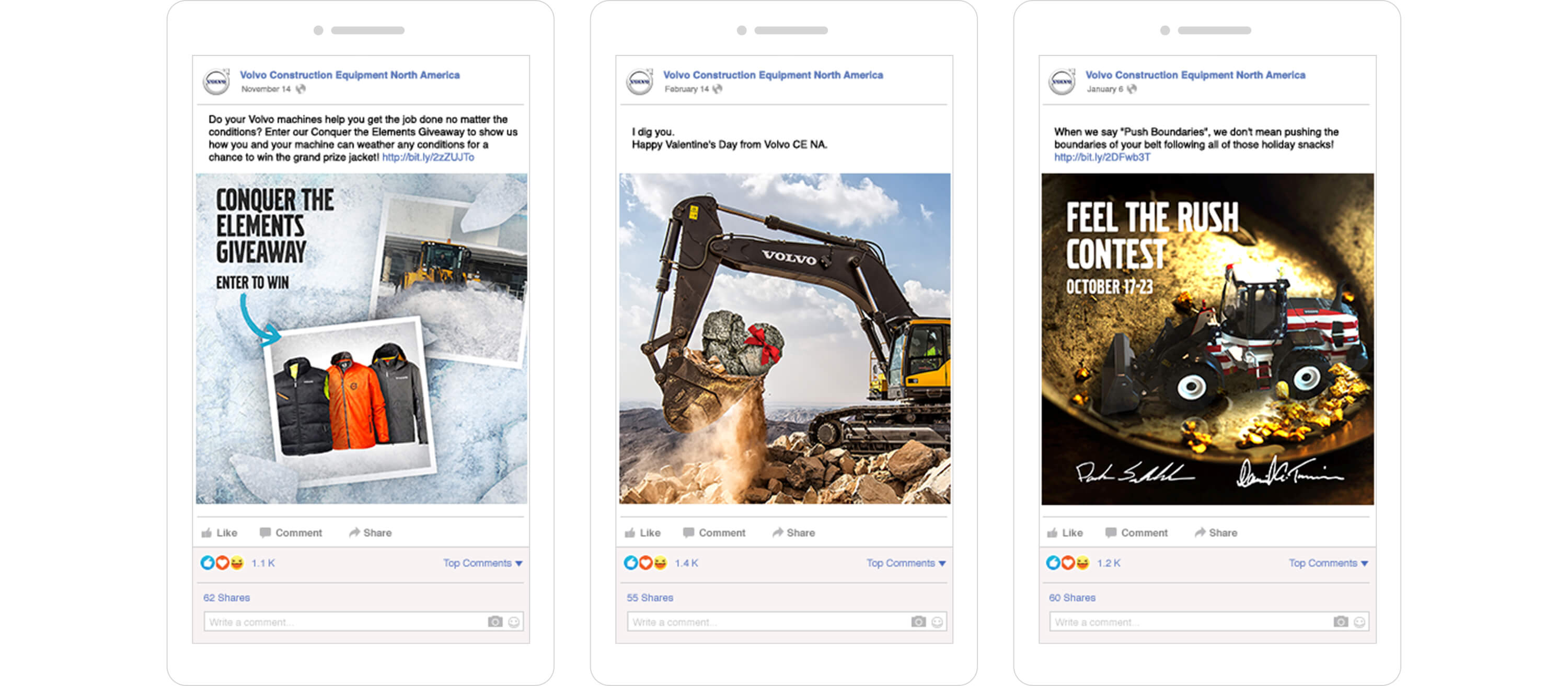 Volvo Construction Equipment Social Strategy